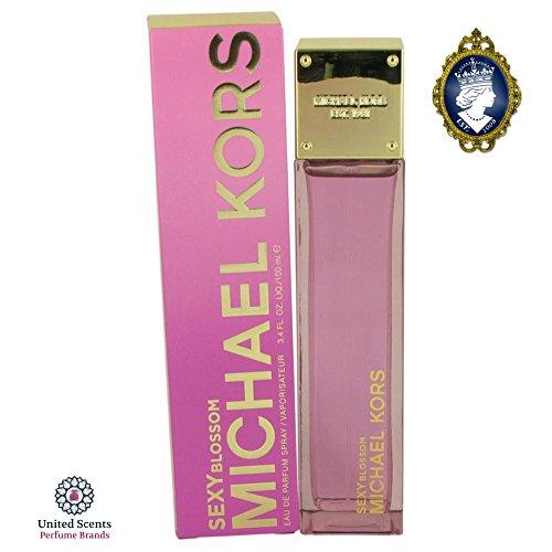 Michael Kors Sexy Blossom 100ml/3.4oz Eau De Parfum Spray EDP Perfume for Women