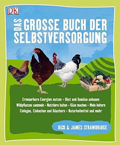 Buchcover - Das grosse Buch der Selbstversorgung