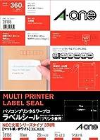 エーワン パソコン&ワープロラベル NEC3列 28185 00001926【まとめ買い3パックセット】