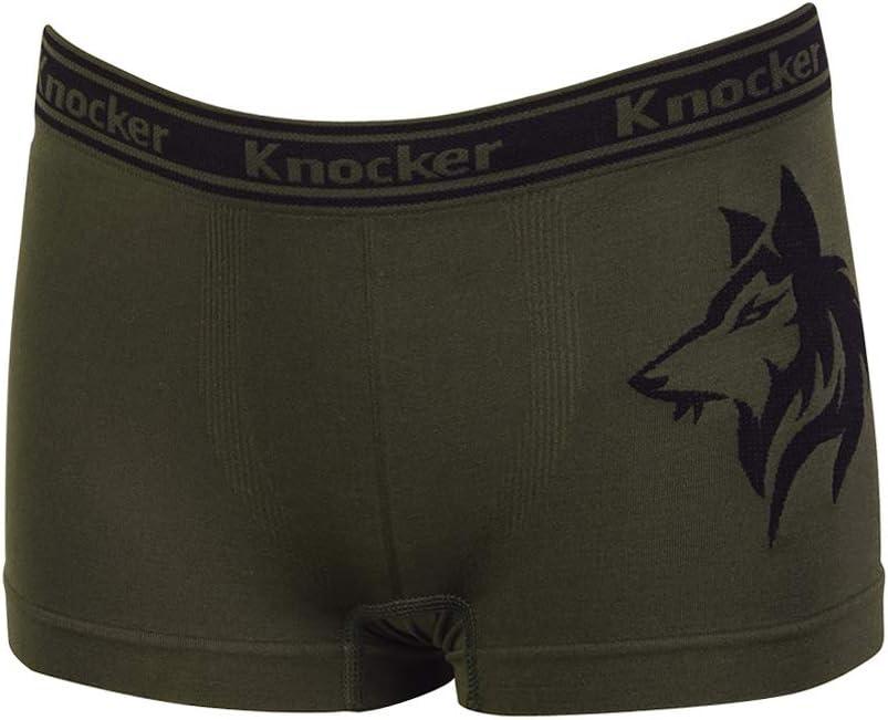3 Pack Boys Seamless Seamless Boxer Kids Spandex Underwear Boy Briefs Shorts S