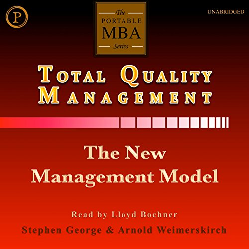 Total Quality Management Titelbild