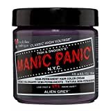 Manic Panic Alien Grey Hair Dye