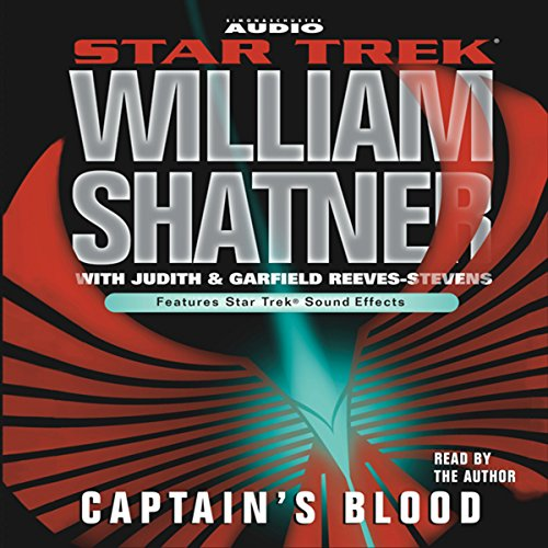 Captain's Blood audiobook cover art