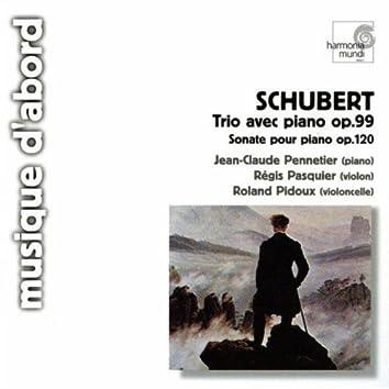 Schubert: Piano Trio, Op. 99
