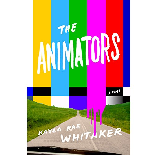 The Animators audiobook cover art