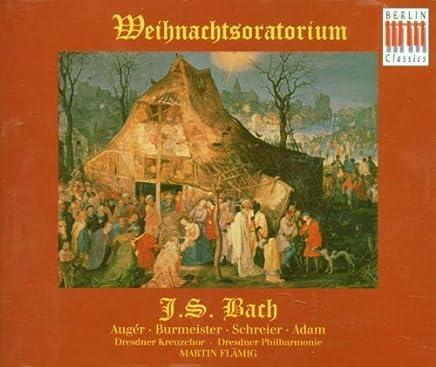 Bach: Weihnachtsoratorium Christmas Oratorio / Oratorio de Noel