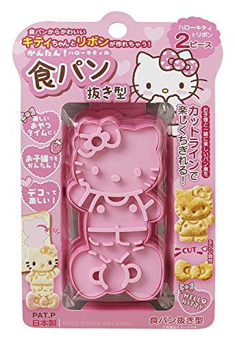 Hello Kitty ] Cortador de pan fabricado en Japón