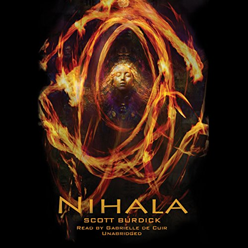 Nihala audiobook cover art