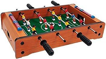 GARGOLA.ES OPERADORES DIGITALES Mini futbolín. Medida 50x52x9 cm ...