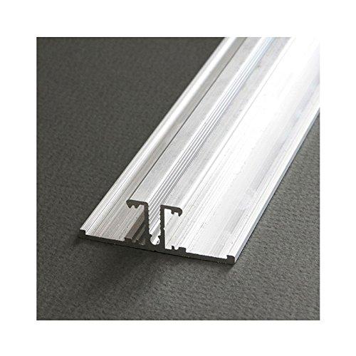 Vision-EL Profilé pour bandeaux LED, Gris