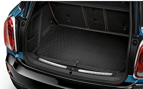 Original MINI Gepäckraum-Formmatte schwarz für Countryman F60