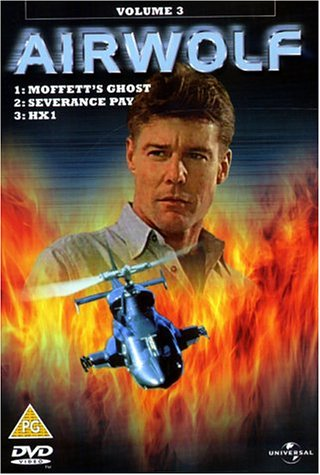 Airwolf - Vol.3 DVD