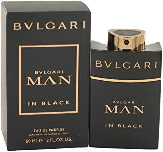 Bvlgari Man In Black by Bvlgari for Men Eau de Parfum 60ml