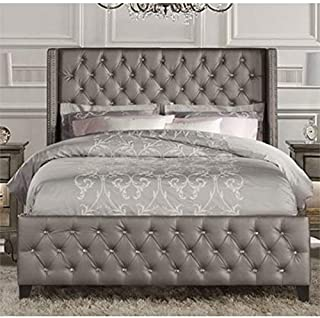 Best grey studded bed Reviews