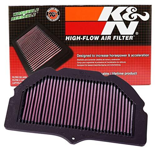 K&N Engine Air Filter: High Performance, Premium, Powersport Air Filter: Fits 2000-2004 SUZUKI (GSXR1000, GSXR600, GSXR750) SU-7500