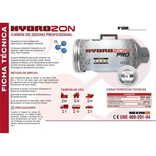 REPORSHOP - Ozonator HYDROZON PRO 20gr