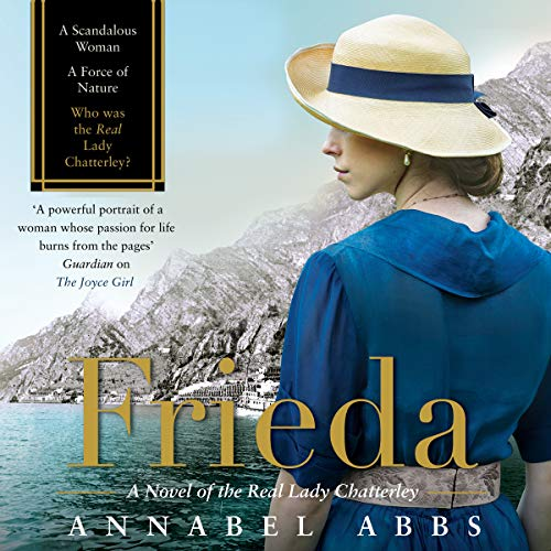 Frieda audiobook cover art