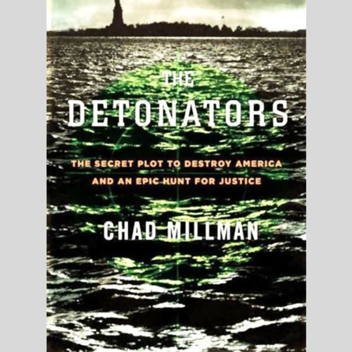 The Detonators audiobook cover art