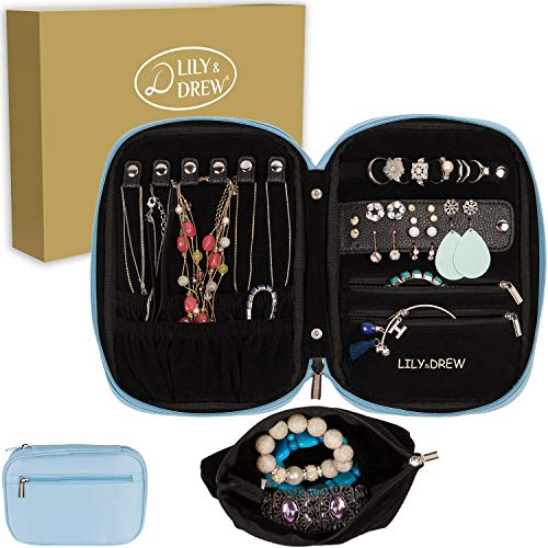 Jewelry Storage Carrying Case