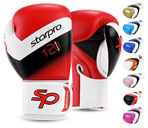 Starpro T20 Guantes de Boxeo |...