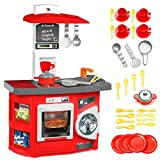 Cocina Infantil Molto Mini Kitchen + Set Acc. Cocina