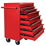 popamazing tool chest with 5 deep drawers and 2 smaller drawers