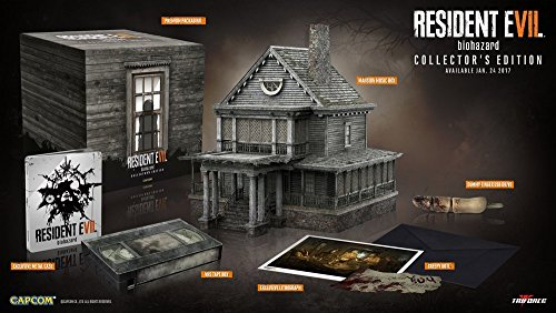 Resident Evil 7 : Biohazard Collector's Edition- Xbox One