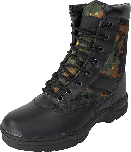 McAllister Mc Allister Outdoor Boots in Flecktarn Größe 45