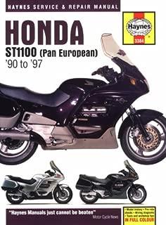 Honda St1100 V-Fours Service and Repair Manual (Haynes Service and Repair Manual Series)