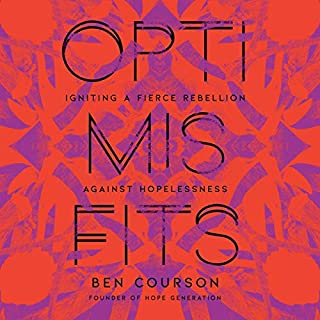 Optimisfits audiobook cover art