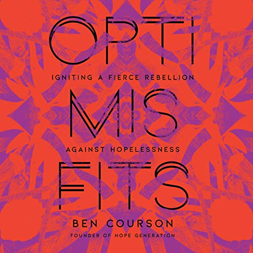 Optimisfits audiobook cover art