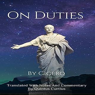 On Duties audiobook cover art