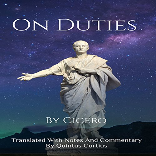 On Duties Audiobook By Quintus Curtius cover art