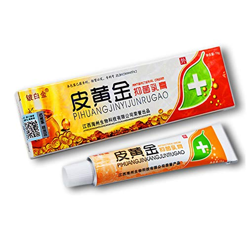 Iswell Bacteriostatic Ointment Sterilization Reduce Itching Plant Herbal Ointment Cream Health Care
