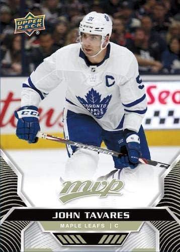 2020 21 Upper Deck MVP Hockey - Pack Ranking TOP11 Very popular 34 Value Cards