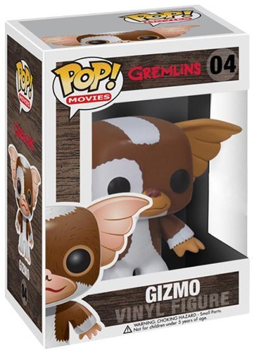 Funko POP Gremlins: Gizmo by Brybelly