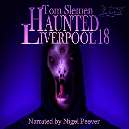 Haunted Liverpool 18 cover art