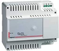 Legrand LEG03840 Thermostat dambiance de tableau r/églage 3 /à 30/°C 2 Modules