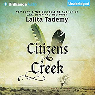 Citizens Creek audiobook cover art