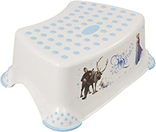 Keeeper K1863-091 Step Stool With Anti-Slip Function, Frozen