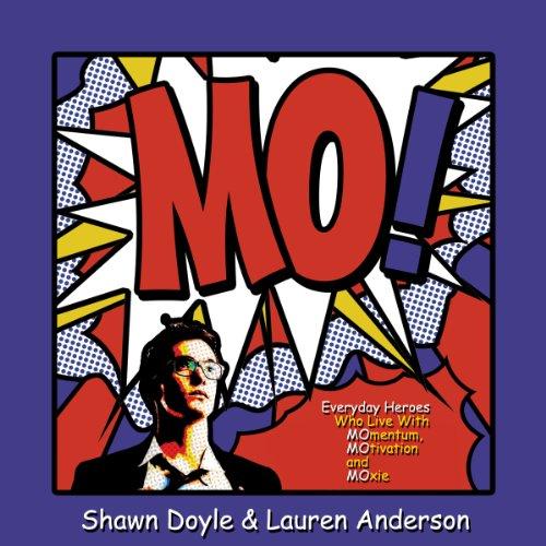 MO! audiobook cover art