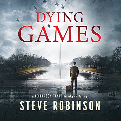 Dying Games cover art