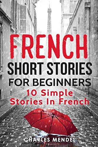 French Short Stories For Beginners 10 Simple Stories In French product image