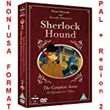 Sherlock Hound - Complete Series - 5-DVD Box Set ( Meitantei Holmes ) ( Sherlock Hound, the Detective ) [ NON-USA FORMAT, PAL, Reg.2 Import - United Kingdom ]