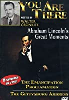 You Are There Series: Abraham Lincoln's Greatest 7 [DVD]