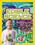 Edible Science: Experiments You Can Eat by National Geographic Kids (2015-09-08) - National Geographic Kids;Jodi Wheeler-Toppen;Carol Tennant;Various
