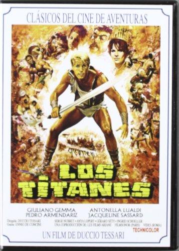 Los Titanes DVD