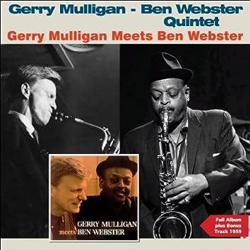 Gerry Mulligan Meets Ben Webster (Full Album Plus Bonus Tracks 1959)