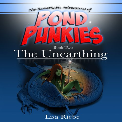 The Unearthing audiobook cover art