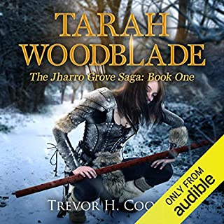 Tarah Woodblade audiobook cover art